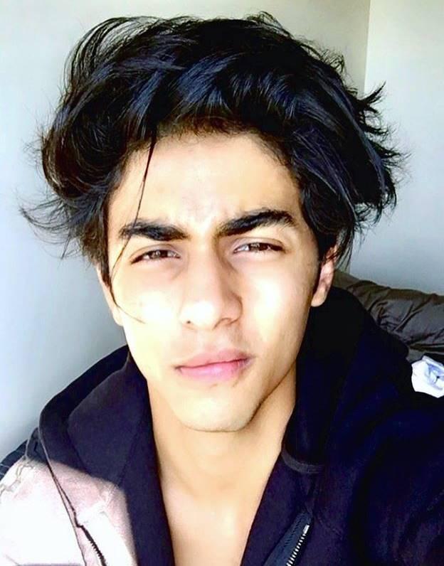 aryn khan, sharukh khan