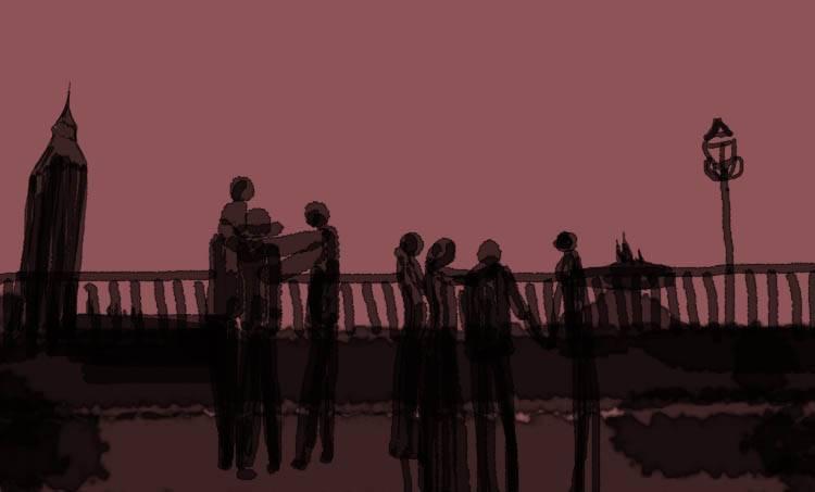 vinaya, vishnuram, london,