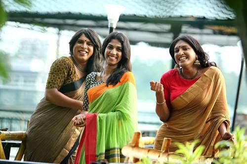 Gowri, Maya, Sharmila