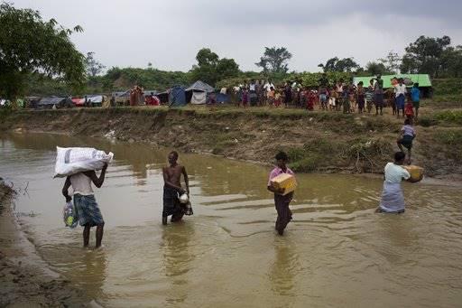 Rohingya, myanmar, ap, shebeen,