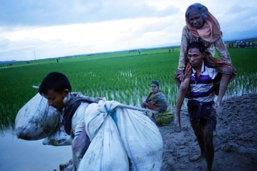 rohingya,,myanmar, ap, shebeen,