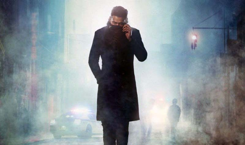 Prabhaas in Saaho1