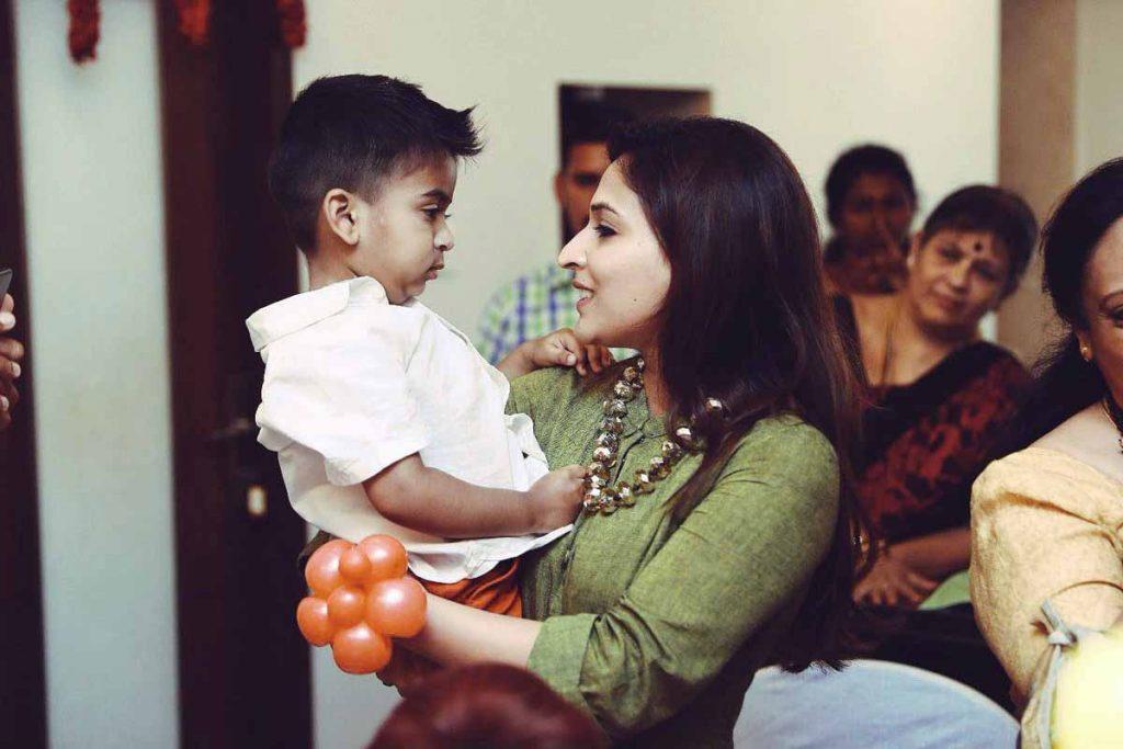 Rajnikanth Grandson Brithday 5
