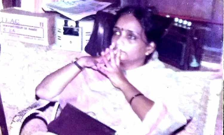 Sujatha Teacher, B SujathaDevi