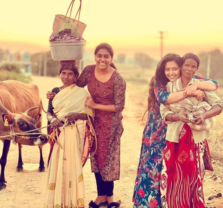 Friendship Day 2019, Anu Sithara, അനു സിതാര, Nimisha Sajayan, നിമിഷ സജയൻ, സൗഹൃദ ദിനം, Indian express Malayalam, ഇന്ത്യൻ എക്സ്പ്രസ് മലയാളം, Anu sithara photos, Nimisha Sajayan photos