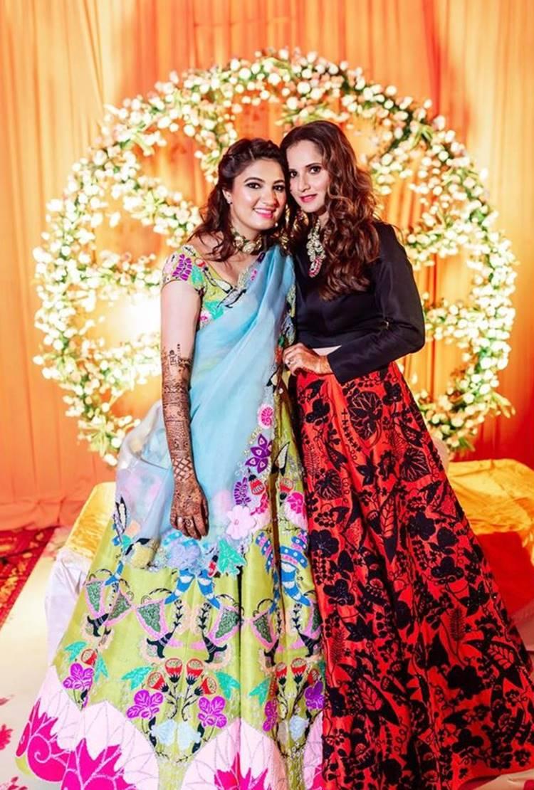 Anam Mirza, അനാം മിർസ, Sania Mirza sister, സാനിയ മിർസ സഹോദരി, ie malayalam