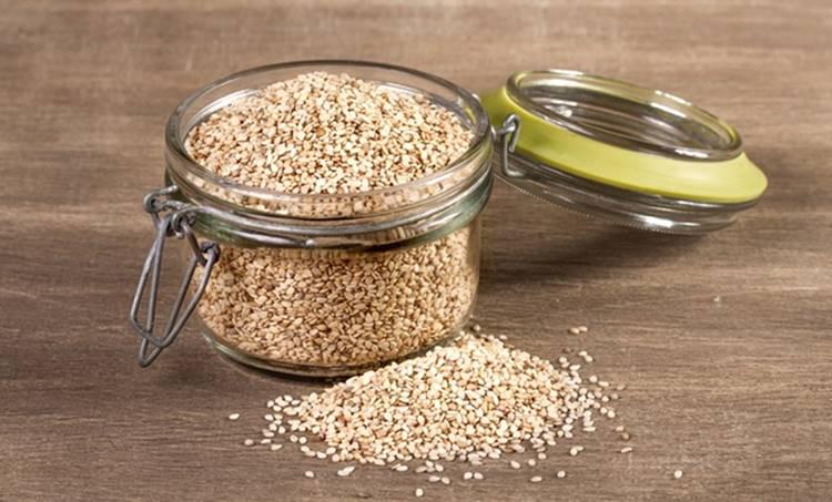 Sesame seeds, ie malayalam