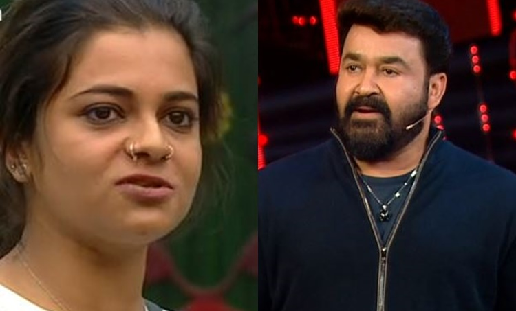 Mohanlal Bigg Boss Malayalam 2 Jesla