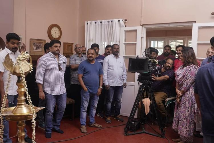Manju Warrierr, Madhu Warrier, Madhu Warrier debut, Biju Menon, മഞ്ജു വാര്യർ, മധു വാര്യർ, ബിജു മേനോൻ, Lalitham sundaram, Manju warrier Lalitham sundaram, Indian express malayalam, IE Malayalam