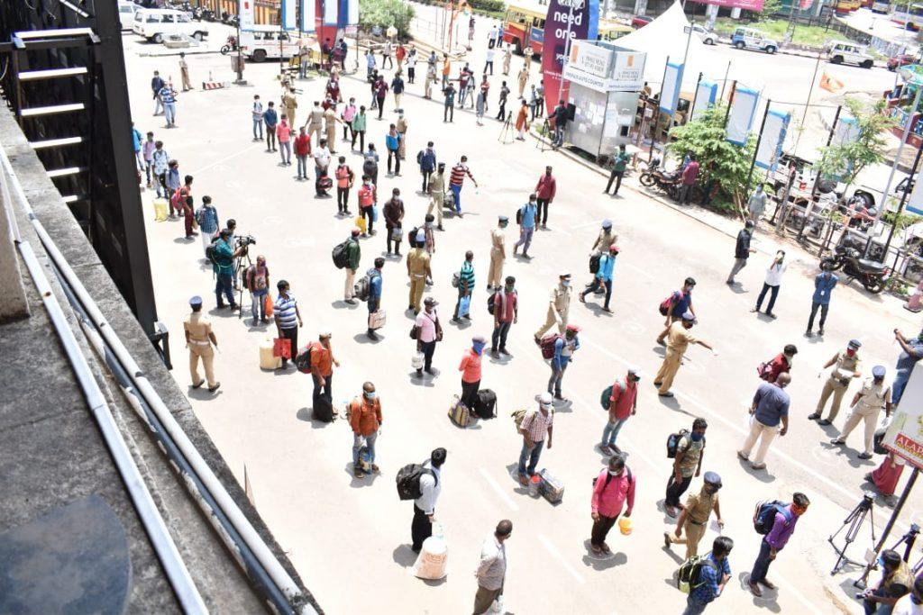 covid-19, lockdown, migrants in kerala