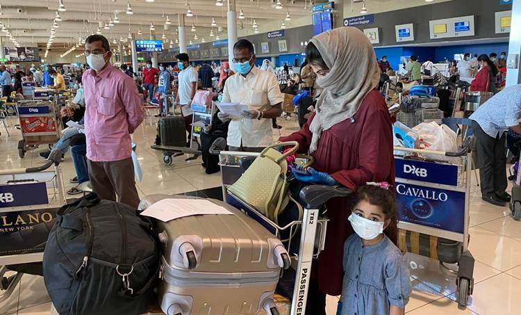dubai airport, ie malayalam