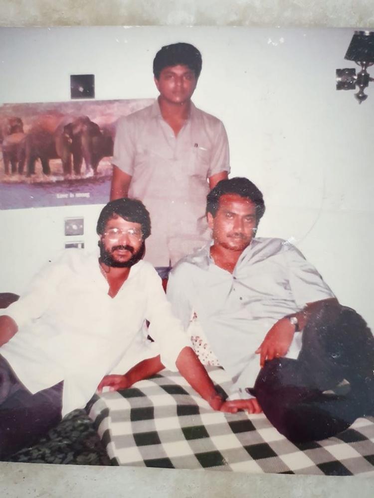 M A nishad, Dennis Joseph, Jayanan Vincent