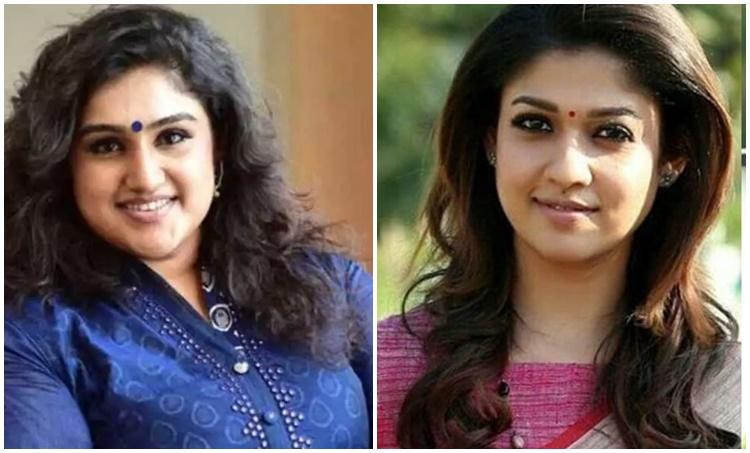 Nayanthara, Vanitha Vijayakumar