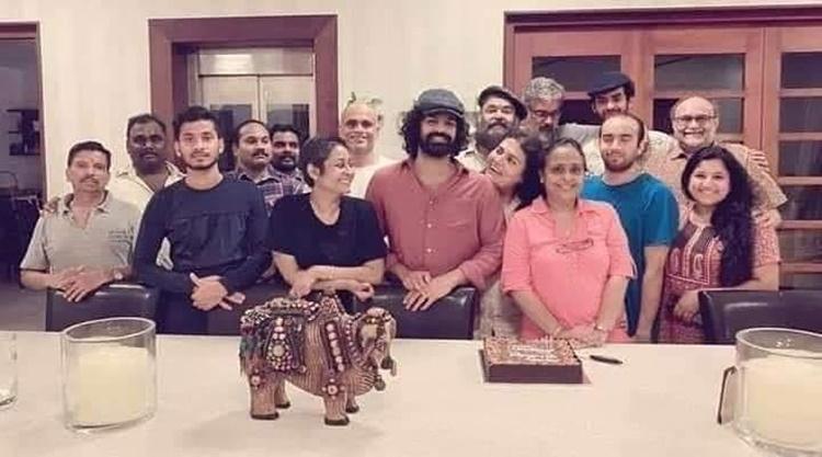 Pranav Mohanlal, Pranav Mohanlal birthday, Pranav Mohanlal family photo