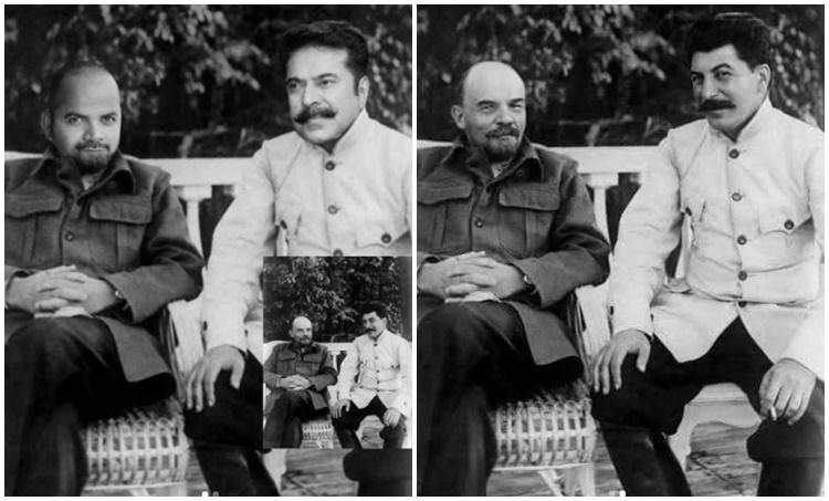Mammootty, മമ്മൂട്ടി, Vinay Fort, വിനയ് ഫോർട്ട്, Lenin, ലെനിൻ, Stalin, സ്റ്റാലിൻ, iemalayalam, ഐഇ മലയാളം