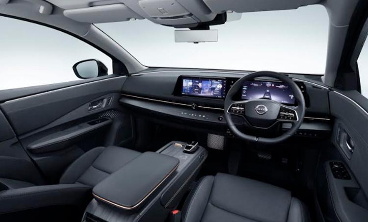 Nissan Ariya, Nissaariya electric crossover SUV