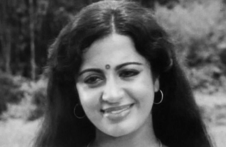 Sreevidya, Throwback Thursday, Srividya interview, Sridivya video interview