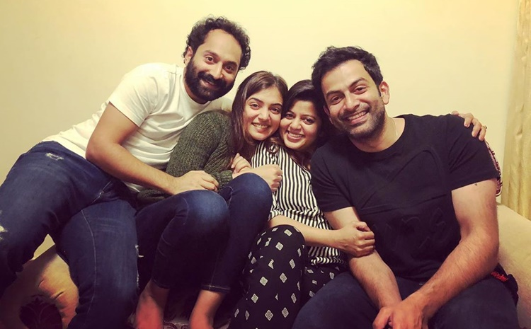 Prithviraj birthday, happy birthday Prithviraj, Indrajith Sukumaran, Poornima Indrajith, mallika sukumaran, prithviraj family, prithviraj father, Prithviraj, prithviraj latest, Supriya, Indrajith, Poornima Indrajith, Nazriya, പൃഥ്വിരാജ്, പൃഥ്വിരാജ് ജന്മദിനം