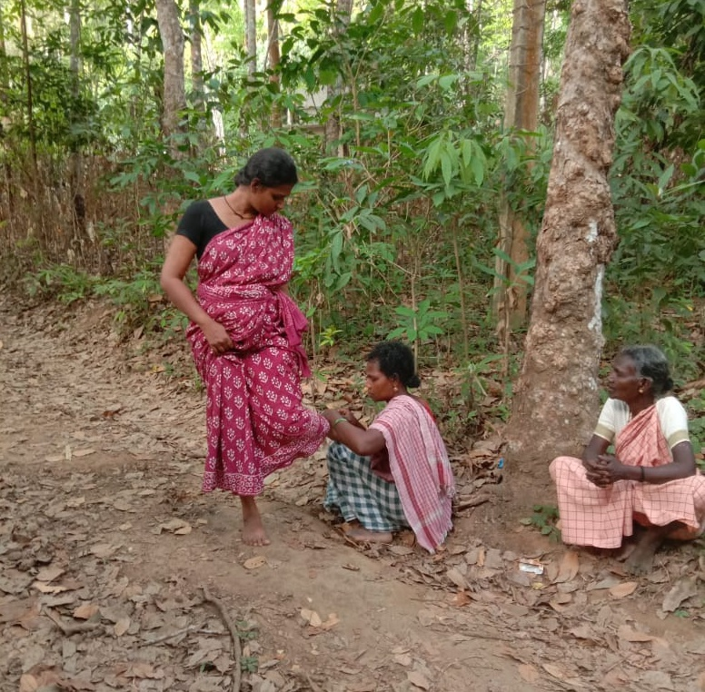 Shylaja P Ambu, Kanthi, iemalayalam