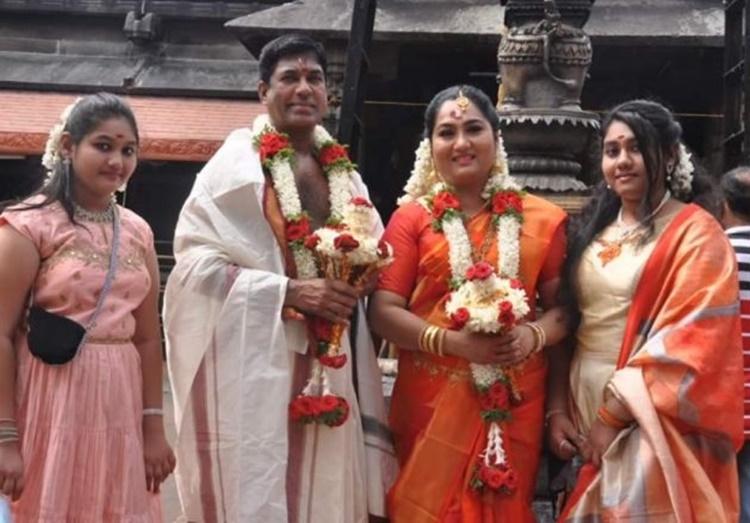 Yamuna, malayalam actress yamuna, yamuna wedding