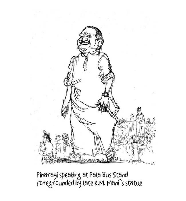 E P Unny, Kerala Assembly Elections 2021, pinarayi vijayan, Indian Express, ie malayalam